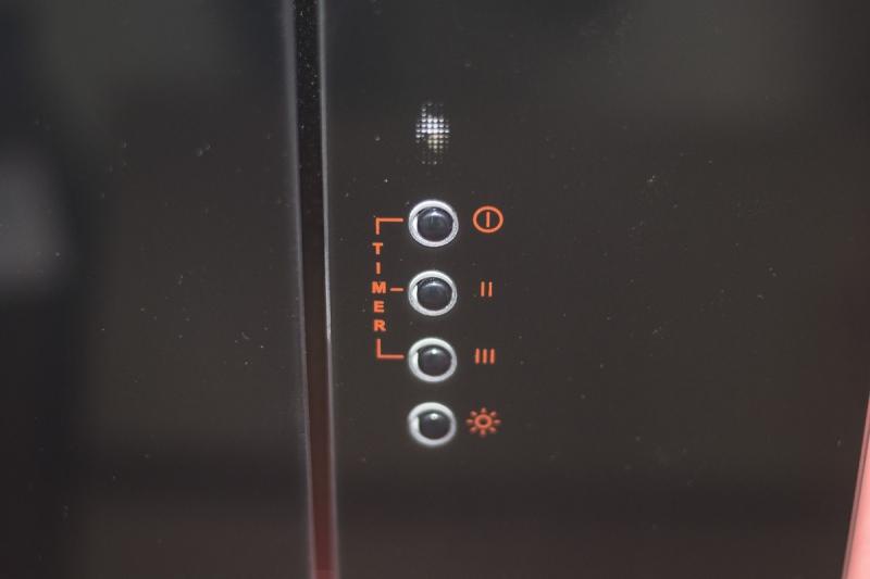 Кухонная вытяжка Gefest ВО 3603 К16 Панель управления