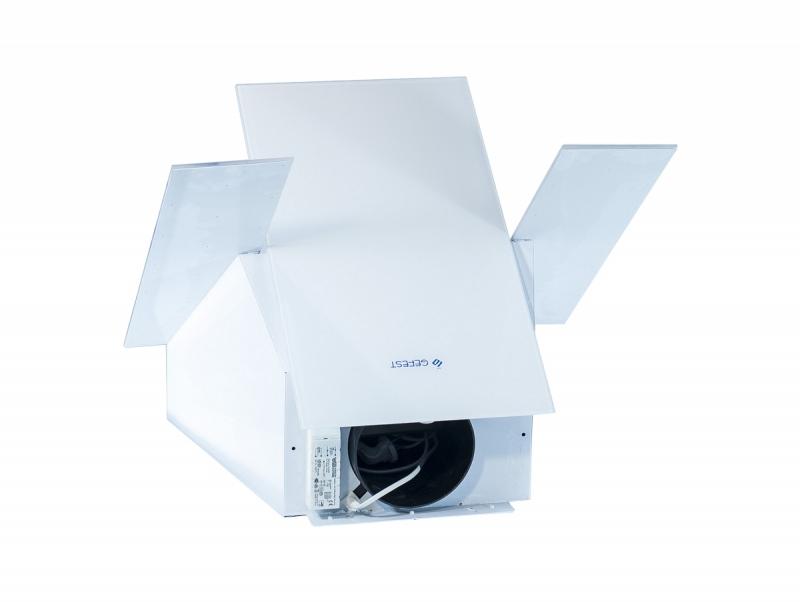 3D модель: кухонная вытяжка GEFEST 3603 К18 вид сверху