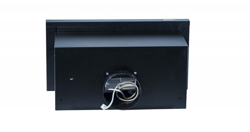 3D модель: кухонная вытяжка GEFEST 4601 К21 вид сверху