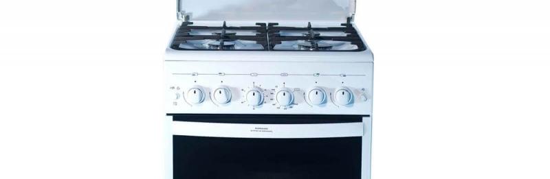 Газовая плита Gefest 5100-02 панель управления