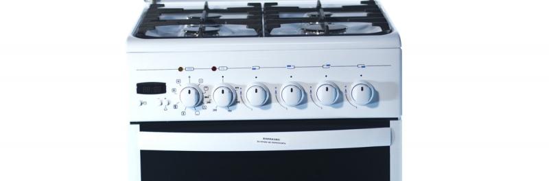 3D модель: Газоэлектрическая плита Gefest 5102-03 панель управления
