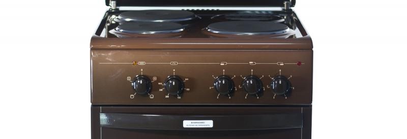 3D модель: Электрическая плита Gefest 5140 0001 панель управления