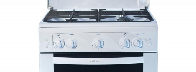 3D модель: Газовая плита Gefest 6100-01 панель управления