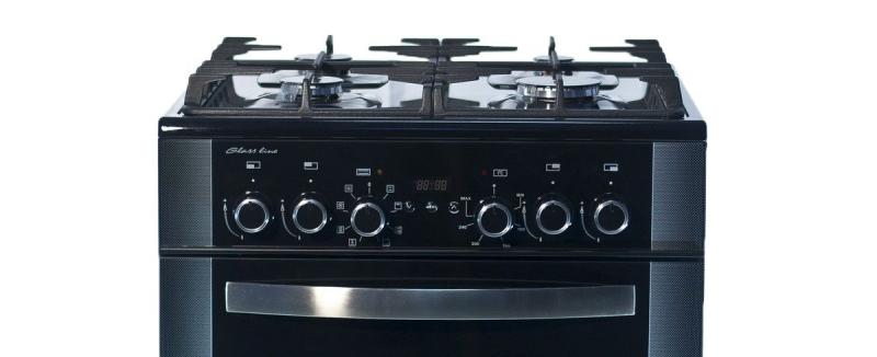 3D модель: Газоэлектрическая плита Gefest 6502-03 0044 панель упраления