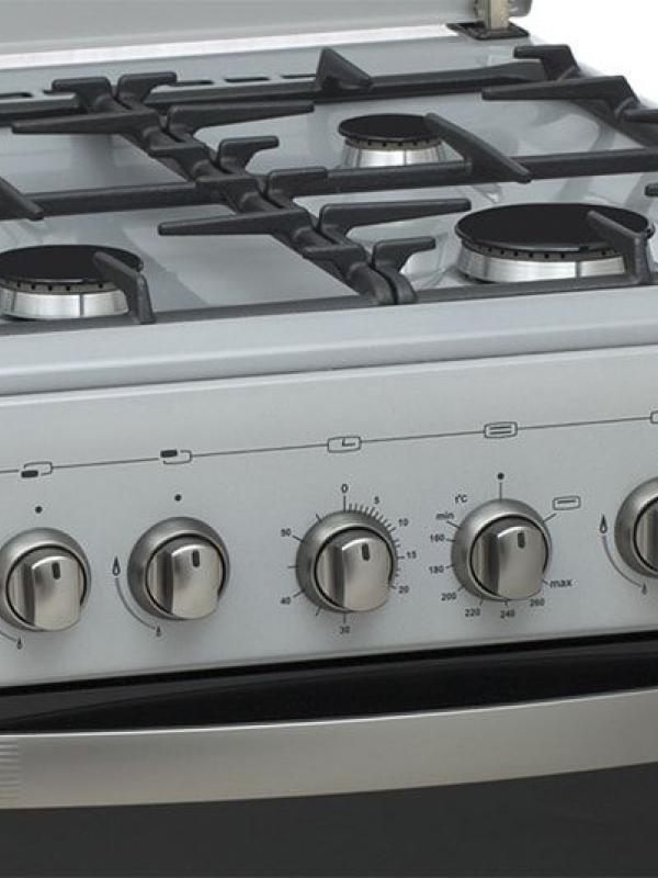 Газовая плита Gefest 5100-02 0068 панель управления