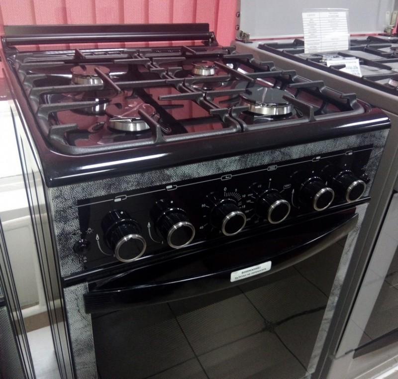 Газовая плита Gefest 5300-02 0143 - конфорки