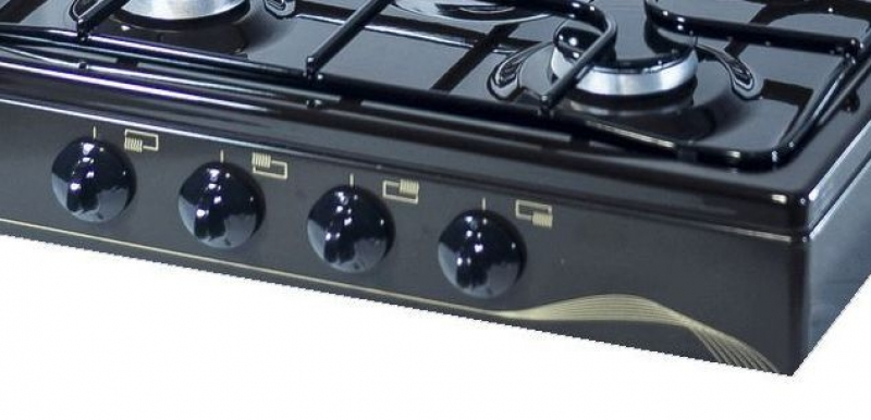 3D модель: настольная плита GEFEST 900 к17 панель