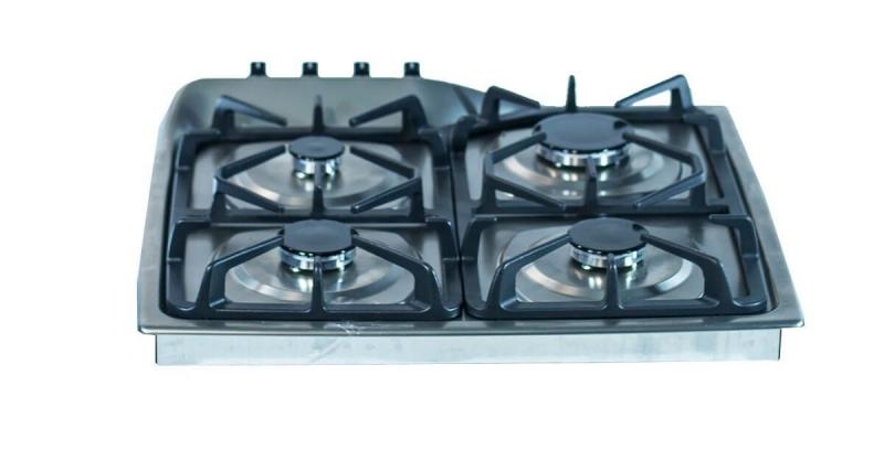 3D модель: варочная панель GEFEST 1210 К5 вид сзади