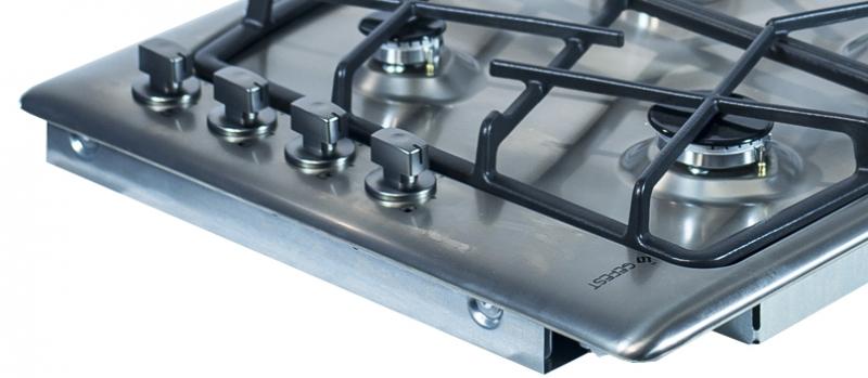 3D модель: варочная панель GEFEST 1211 К30 панель управления