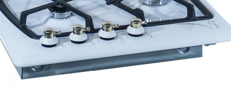 3D модель: варочная панель GEFEST 1211 К62 панель управления