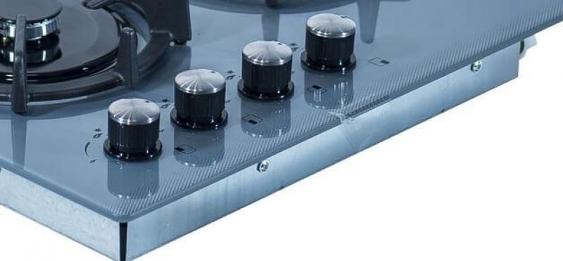 3D модель: варочная панель GEFEST 2230 К9 панель управления