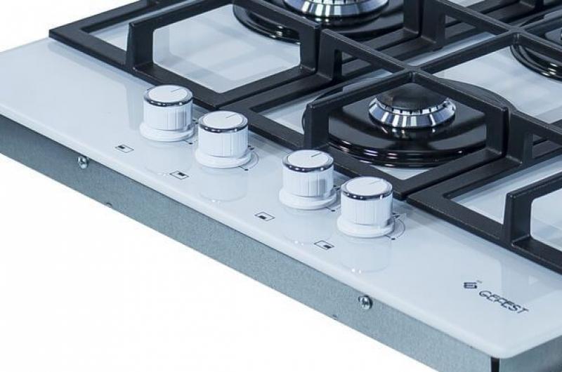 3D модель: варочная панель GEFEST 2231-05 К12 панель управления