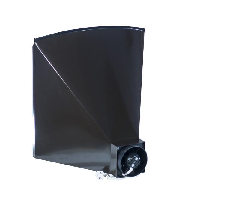 3D модель: вытяжка GEFEST ВВ-2 К17 вид сверху